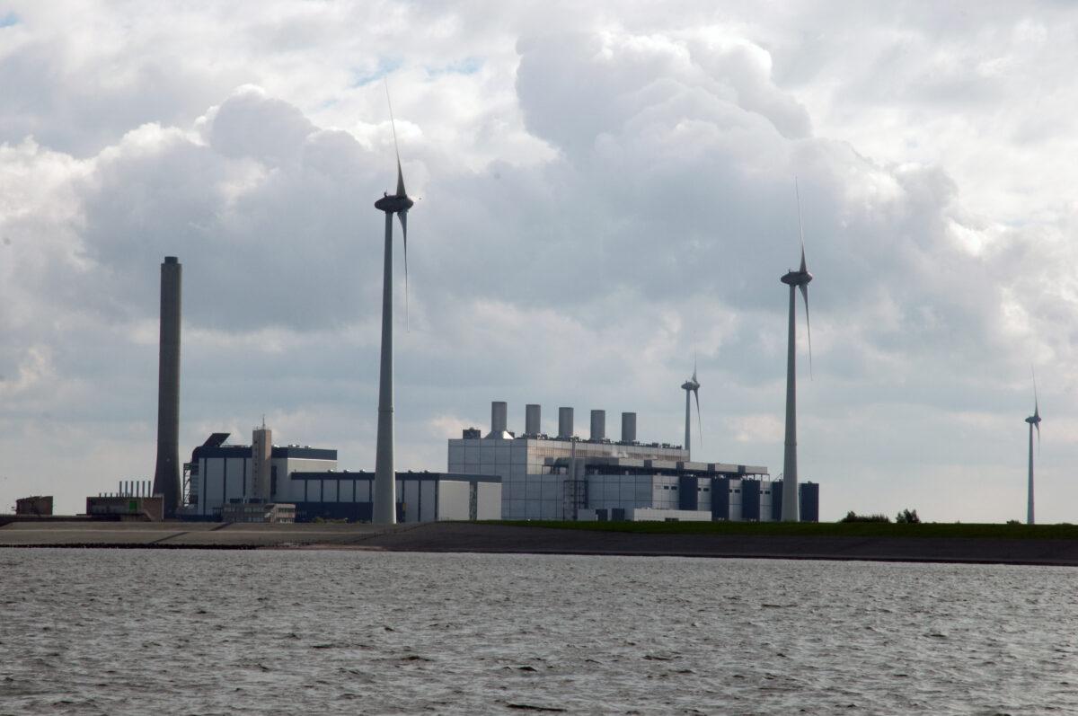 Eemsmond Energie bouwt milieubewust aan nieuwe energiecentrale
