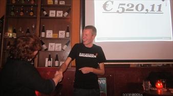 Bram fietst voor de Natuur en Milieufederatie Groningen!
