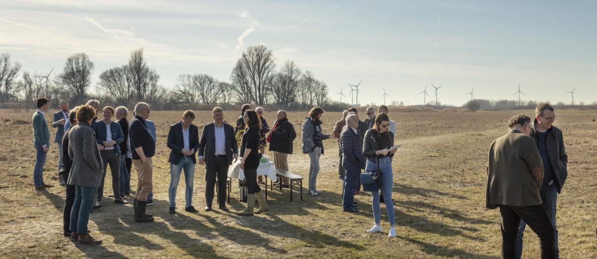 Energietransitie gemeente Groningen