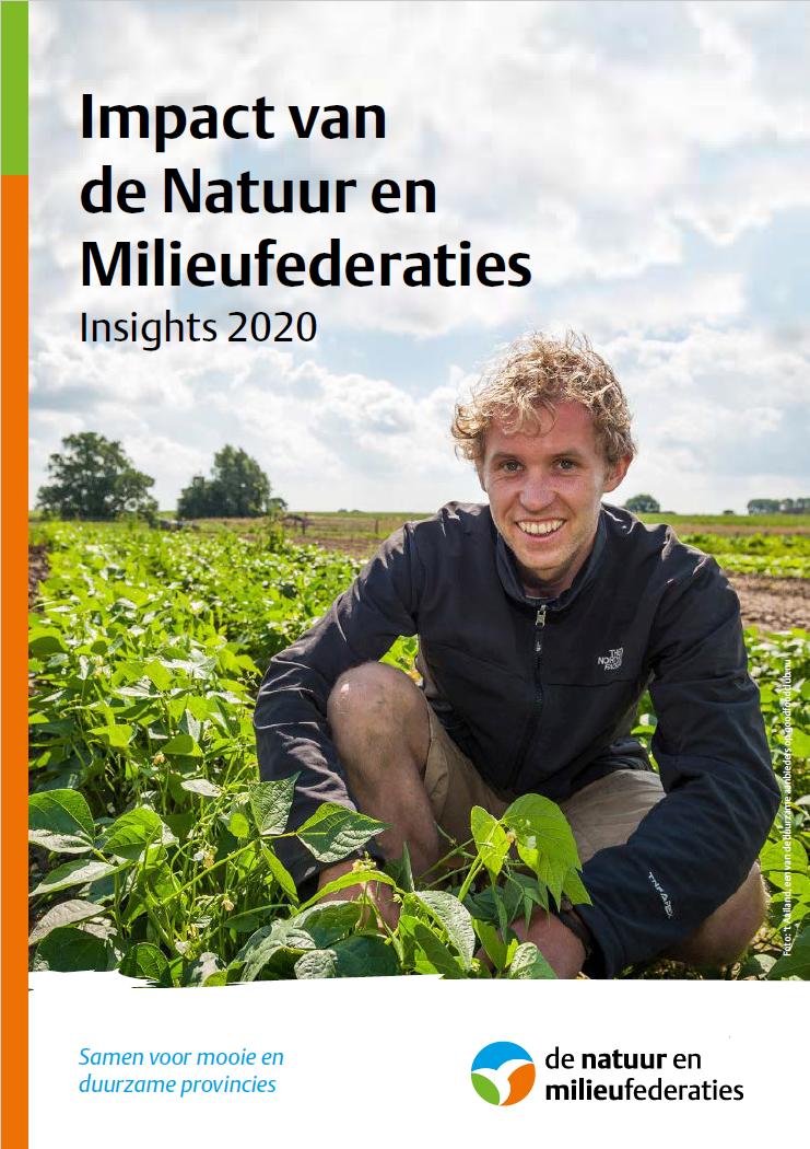 Dit is de impact van de Natuur en Milieufederaties in 2020