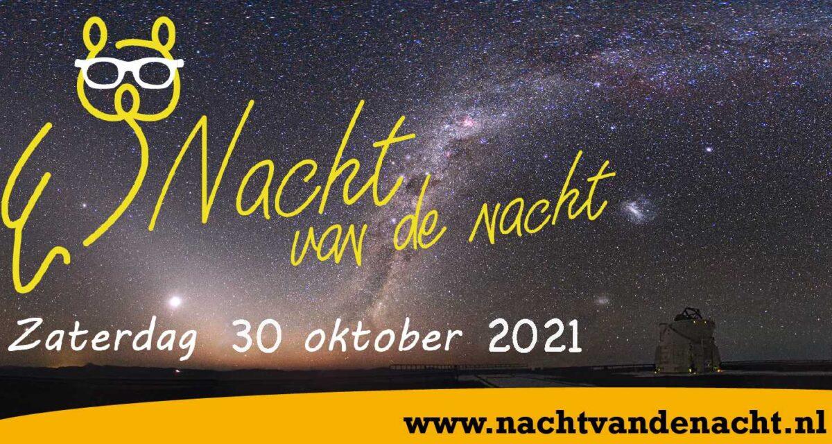 Nacht van de Nacht én de Nacht van het Wad in Groningen